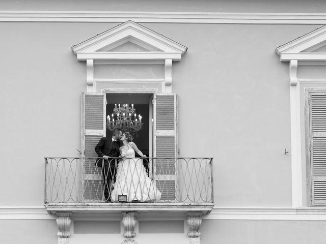 Il matrimonio di Sara e Alessio a Palestrina, Roma 87