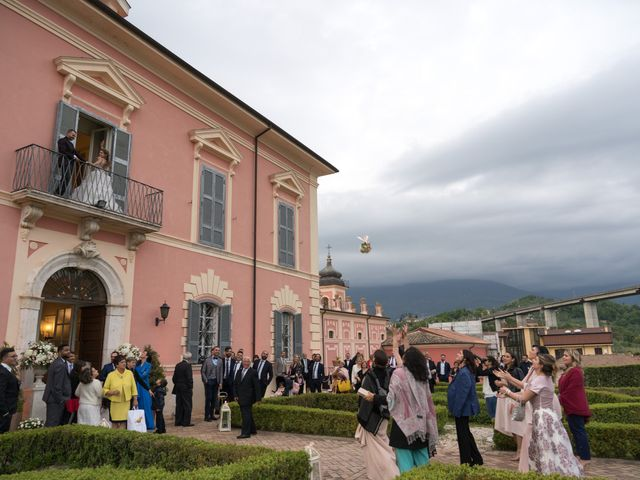 Il matrimonio di Sara e Alessio a Palestrina, Roma 88