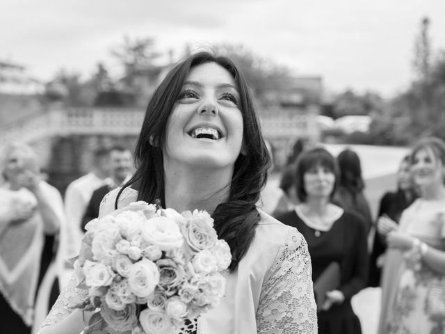 Il matrimonio di Sara e Alessio a Palestrina, Roma 89