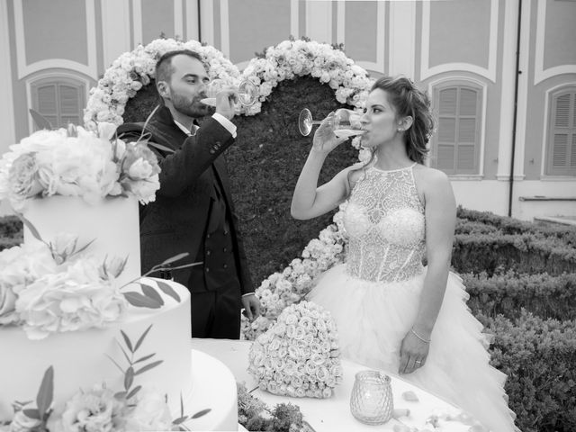Il matrimonio di Sara e Alessio a Palestrina, Roma 90