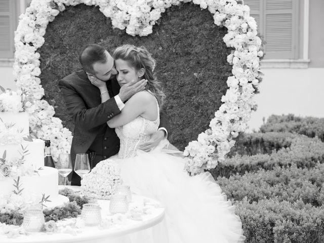 Il matrimonio di Sara e Alessio a Palestrina, Roma 91