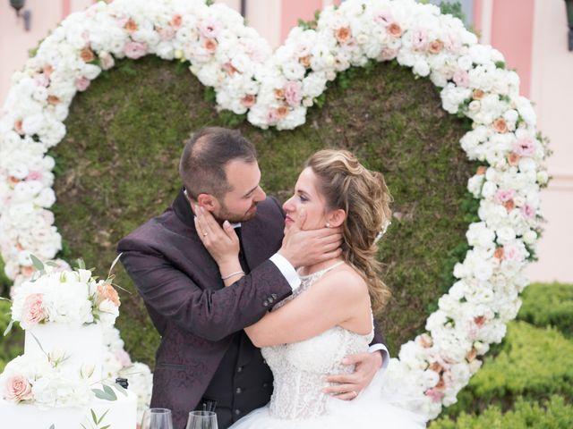 Il matrimonio di Sara e Alessio a Palestrina, Roma 92