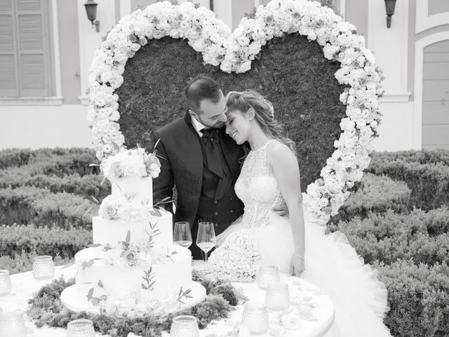 Il matrimonio di Sara e Alessio a Palestrina, Roma 93