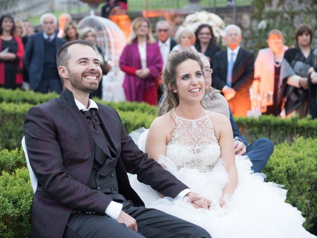 Il matrimonio di Sara e Alessio a Palestrina, Roma 95