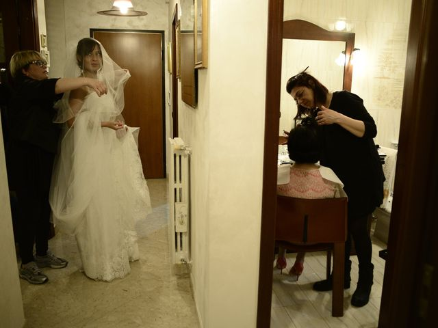 Il matrimonio di Pietro e Giada a Taranto, Taranto 11