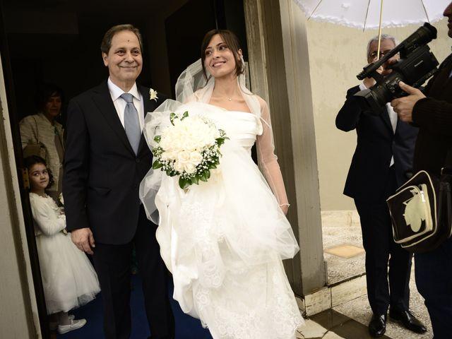 Il matrimonio di Pietro e Giada a Taranto, Taranto 13