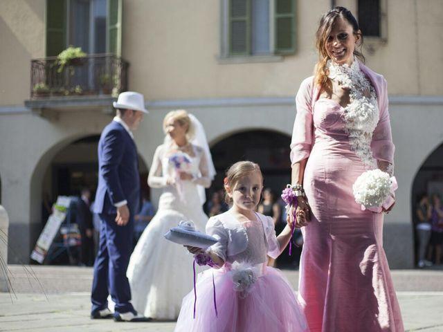 Il matrimonio di Francesco e Michela a Endine Gaiano, Bergamo 2