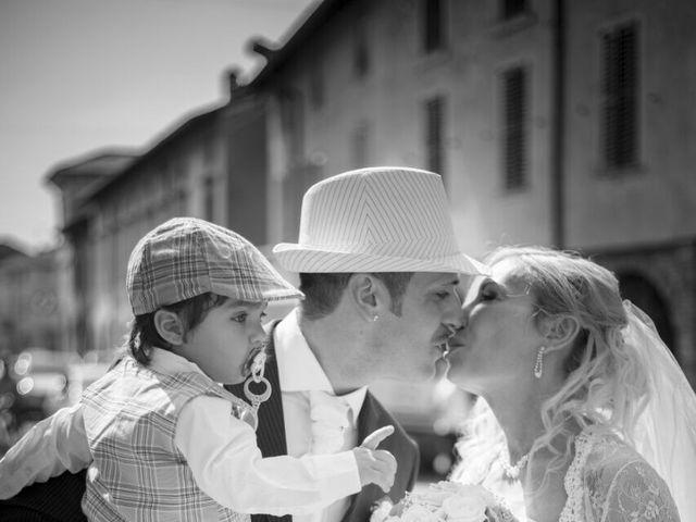 Il matrimonio di Francesco e Michela a Endine Gaiano, Bergamo 5