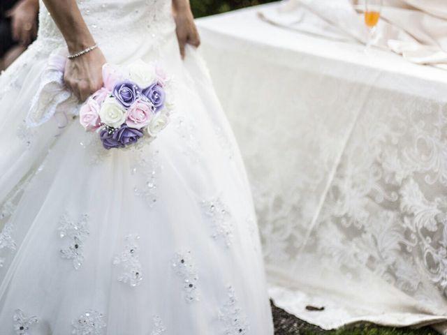 Il matrimonio di Francesco e Michela a Endine Gaiano, Bergamo 8
