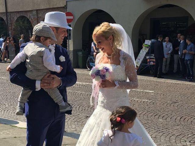 Il matrimonio di Francesco e Michela a Endine Gaiano, Bergamo 15