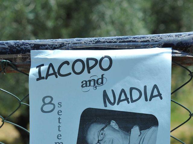 Il matrimonio di Iacopo e Nadya a Pescia, Pistoia 18