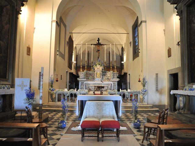 Il matrimonio di Iacopo e Nadya a Pescia, Pistoia 21