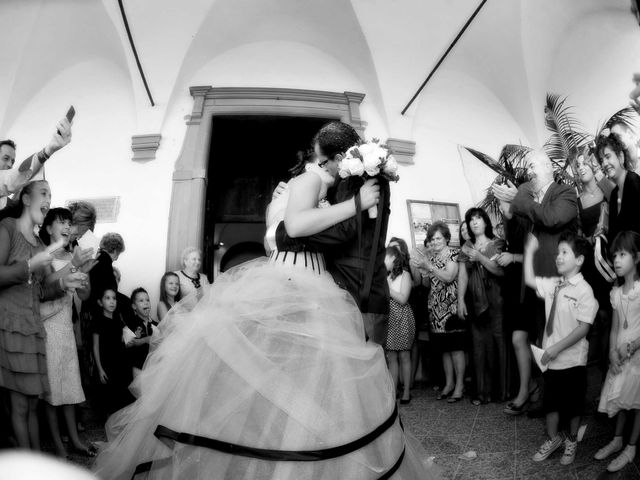 Il matrimonio di Iacopo e Nadya a Pescia, Pistoia 27