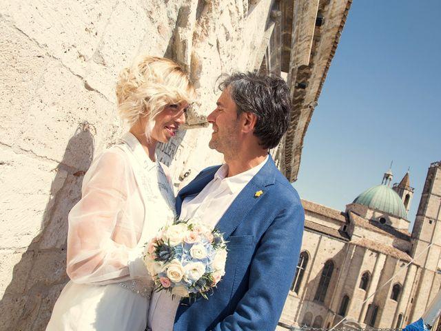 Il matrimonio di Andrea e Silvia a Ascoli Piceno, Ascoli Piceno 38