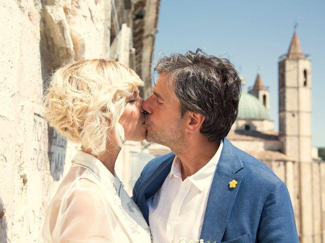 Il matrimonio di Andrea e Silvia a Ascoli Piceno, Ascoli Piceno 39