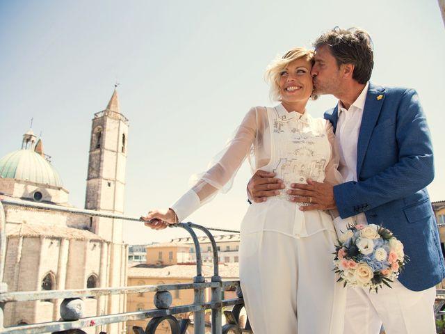 Il matrimonio di Andrea e Silvia a Ascoli Piceno, Ascoli Piceno 40