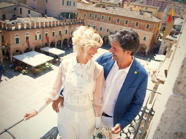 Il matrimonio di Andrea e Silvia a Ascoli Piceno, Ascoli Piceno 41