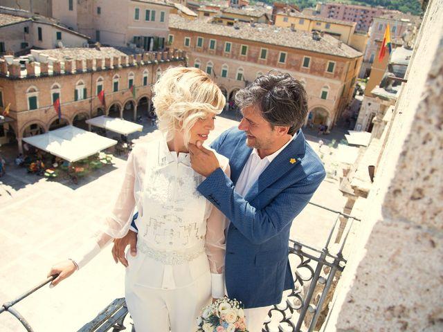Il matrimonio di Andrea e Silvia a Ascoli Piceno, Ascoli Piceno 42