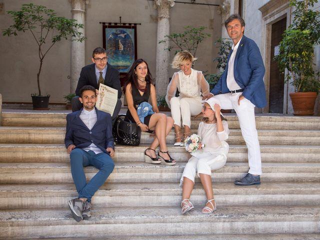 Il matrimonio di Andrea e Silvia a Ascoli Piceno, Ascoli Piceno 44
