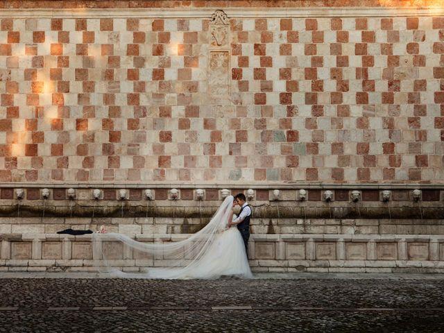Il matrimonio di Raffaele e Martina a L'Aquila, L'Aquila 1