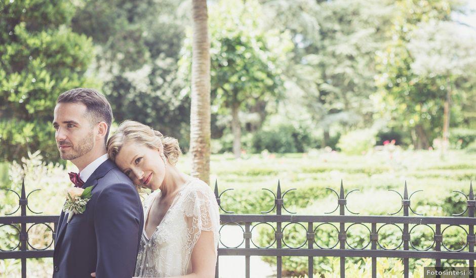 Il matrimonio di Manuel e Francesca a Staffolo, Ancona