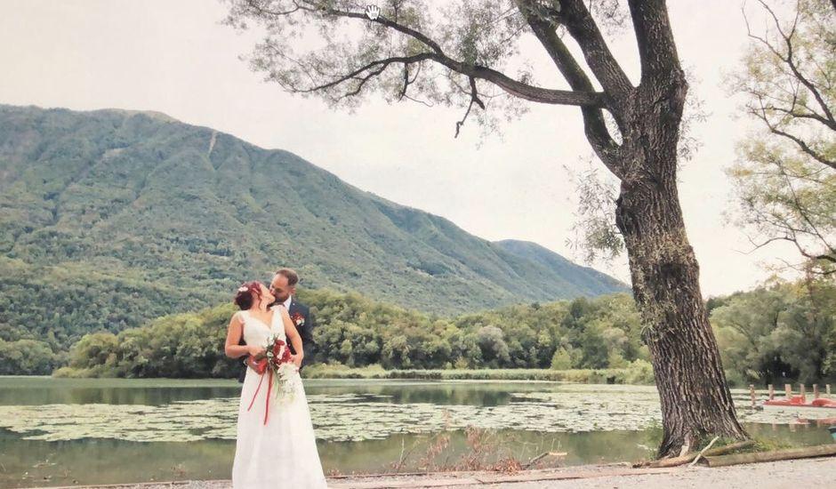 Il matrimonio di Sheyla e Andrea  a Porlezza, Como
