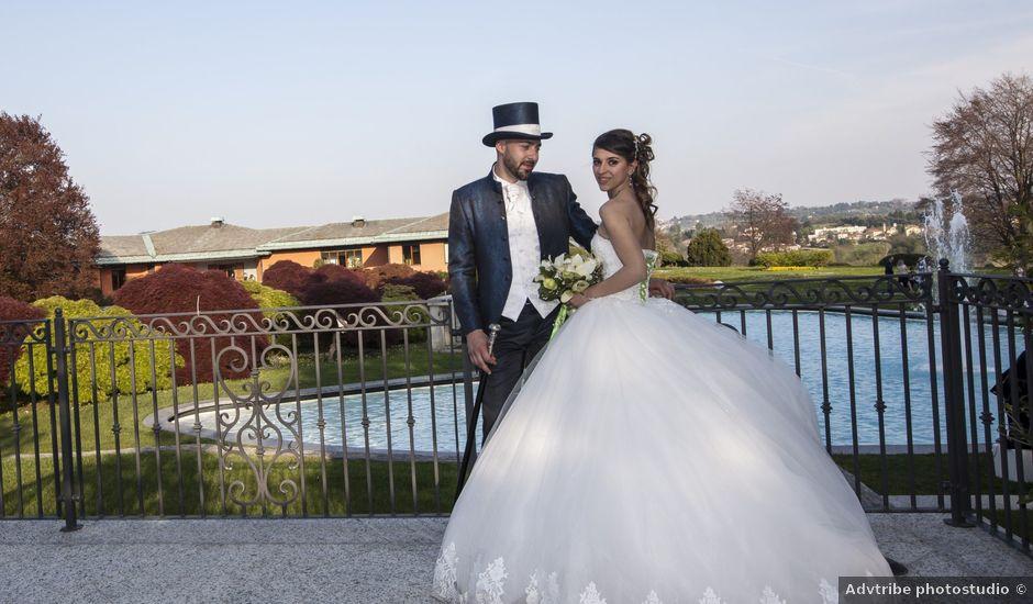 Il matrimonio di Hermes e Valentina a Briosco, Monza e Brianza