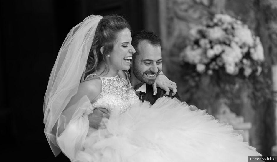Il matrimonio di Sara e Alessio a Palestrina, Roma