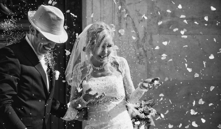 Il matrimonio di Francesco e Michela a Endine Gaiano, Bergamo