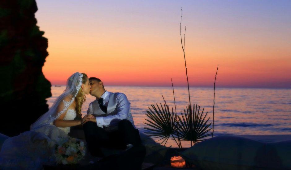 Il matrimonio di Antonella  e Vincenzo  a Palmi, Reggio Calabria