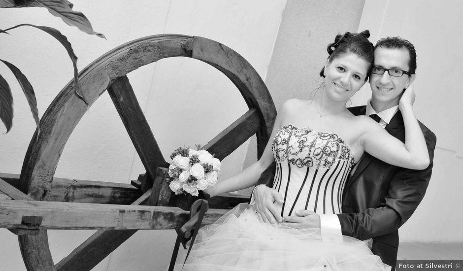 Il matrimonio di Iacopo e Nadya a Pescia, Pistoia