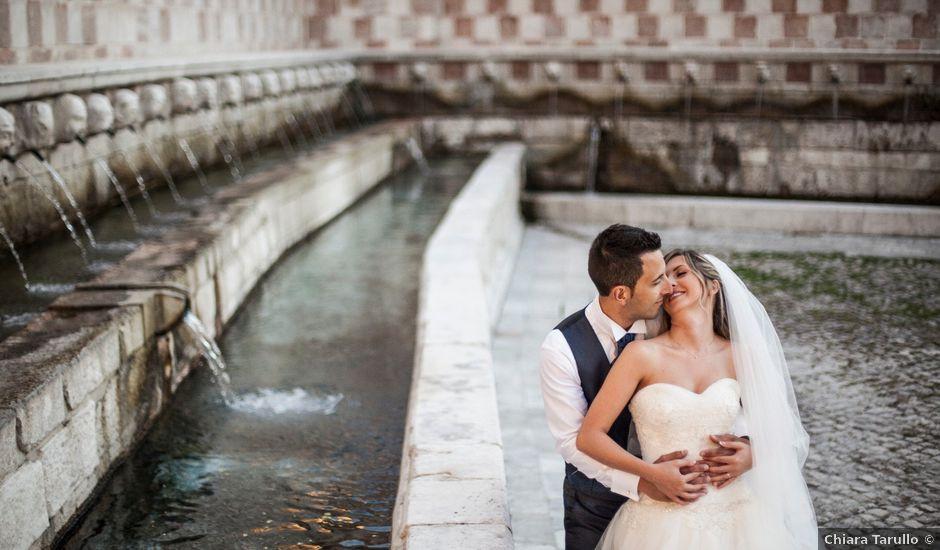 Il matrimonio di Raffaele e Martina a L'Aquila, L'Aquila