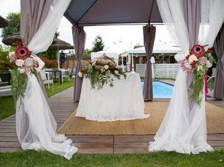 Le nozze di Giulia e Samuele 1