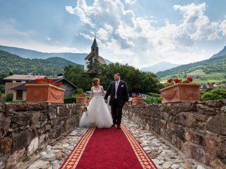 le nozze di Greta e Kewin 2