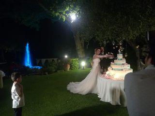 Le nozze di Giulia e Enzo