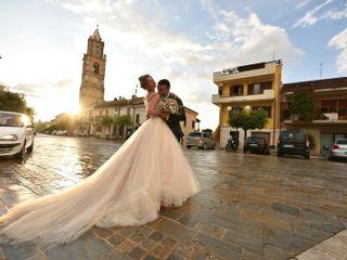 Le nozze di Ilona  e Kristian  1