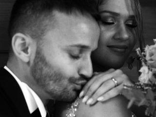 Le nozze di Ilona  e Kristian