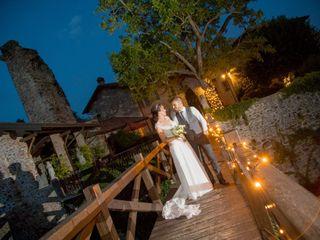 Le nozze di Fabiola e Michele