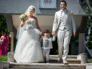 Le nozze di Carlotta e Alberto