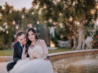 Le nozze di Elisabetta e Salvatore