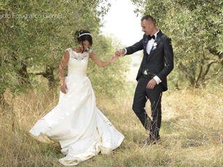 Le nozze di Serena e Rodolfo