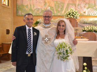Le nozze di Salvatore  e Catia