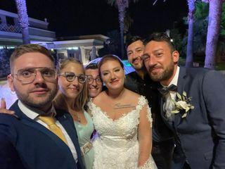 Le nozze di Rosaria  e Pierluigi