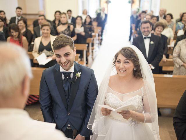 Il matrimonio di Angelica e Pietro a Bellona, Caserta 31