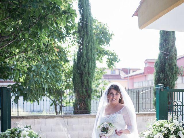 Il matrimonio di Angelica e Pietro a Bellona, Caserta 36