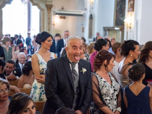 Il matrimonio di Filippo e Greta a Piazza Armerina, Enna 22