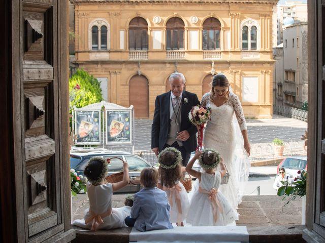 Il matrimonio di Filippo e Greta a Piazza Armerina, Enna 29