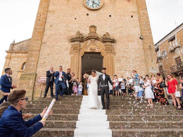Il matrimonio di Filippo e Greta a Piazza Armerina, Enna 31