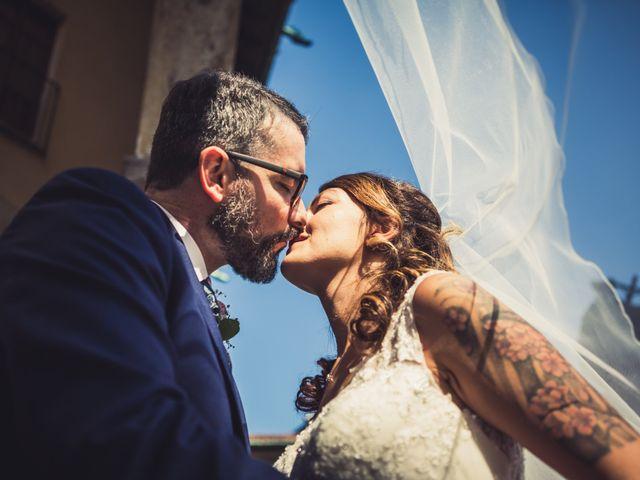Le nozze di Eleonora e Paolo
