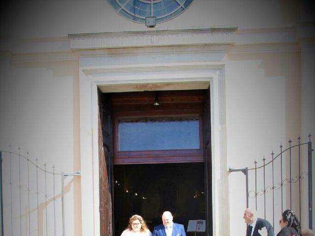 Il matrimonio di Adriano  e Paola a Gussola, Cremona 1